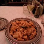 Papa Ruby's Pasta dish - Delicious and HUGE