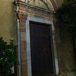 the San Nicolo church