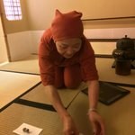 tea ceremony!