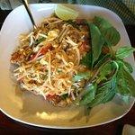 Beef Pad Thai