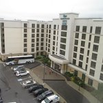 Homewood Suites from Hampton Inn.