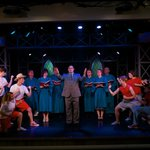 """""""Footloose"""" at the Pines Dinner Theatre"""