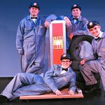 """Route 66"" at the Pines Dinner Theatre"