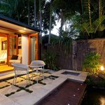 Garden and Deluxe Suites Shared Facilities