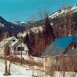 GH, B&B, ski terrain