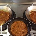 Polly's freshly made curry pastes