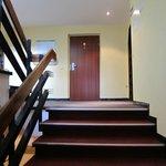 レオナルド ホテル ドレスデン フライタール  ・・・階段室