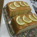 Lemon Drizzle.. delicious!