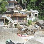 budget resort on silvers beach