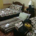 spacious room