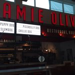 Jamies Italian - Union Jacks Bar