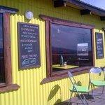 Un parador en la Nimez!  (a beach patagonian house)