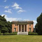 frontespizio di Villa Arnò