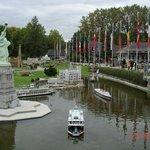Minimindus park,Klagenfurt