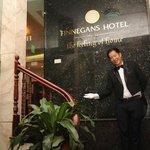 Finnegans hotel