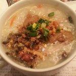 Breakfast - Congee