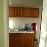 Room 26 kitchen