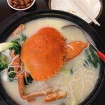 Craypot Crab Bee Hoon S$75 for two - enjoyable and satisfying