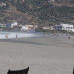 Het prachtige strand van Plakias