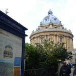 walking tour for the city of oxford with Tom