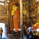 inside the prayer room