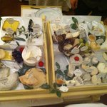 The Cheese Trolley to Fall in Love With - 80 choices