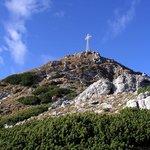 Giewont Mountain