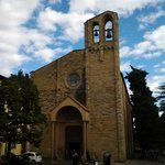 The church of San Domenico