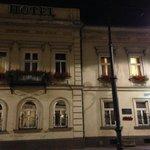 Fachada Hotel Fortuna