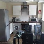 Cucina appartamento da 4