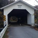 Another Montgomery covered bridge