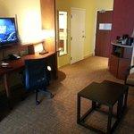 Sweet suite.