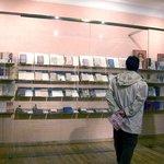 Espazo ocupado pola biblioteca persoal da autora