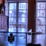 Sala III. O gabinete de traballo