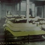 a Historical picture of the once was hospital here