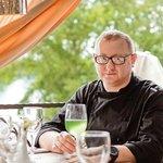 Шеф повар ресторана Руслан Кучеренко
