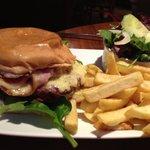 Goose Burger