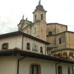 L'hotel e la cattedrale