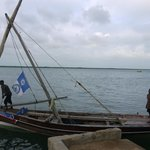 traditional dhow, don't leave without making a trip!