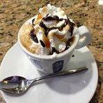 special coffee con panna