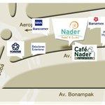La mejor ubicación, a la entrada de la zona hotelera en el corazon de Cancun Centro