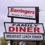 Barringer's Keepin It Country Family Diner