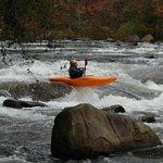 Middle Ocoee River fun