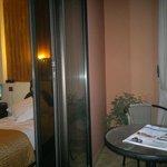 chambre / balcon