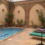 piscine et terrasse rez de chaussée