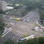 Ayala Ave - Makati Ave view