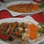 Steamed & Fried Fish Dishes.. incredible