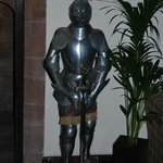 Armour in Reception
