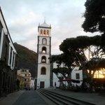 Garachico church