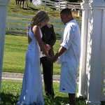 Wedding by the Stables